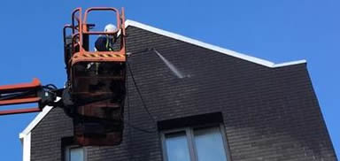 high pressure brick cleaning Southport