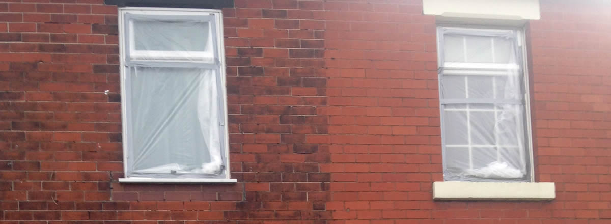 Brick Cleaning Manchester Brickwork Paint Removal Bolton